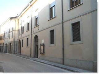 Esterno Museo Archeologico di Sarsina