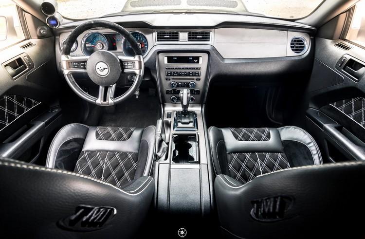 Mustang V6 turbo 620whp 4