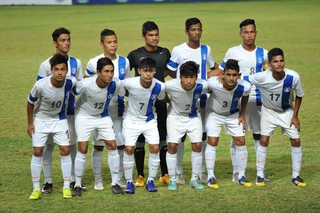 AIFF Youth Cup: India 0-0 South Korea