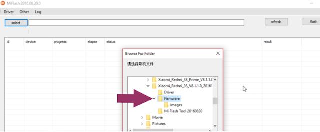 Cara Download Xiaomi Mi Flash Tool 8