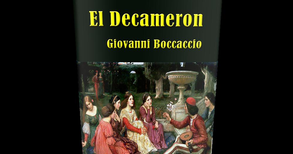 boccaccios decameron essay Boccaccio decameron essays - giovanni boccaccio's the decameron   1009487.