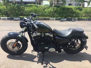 Jual Harley Sportster 48' Tahun 13