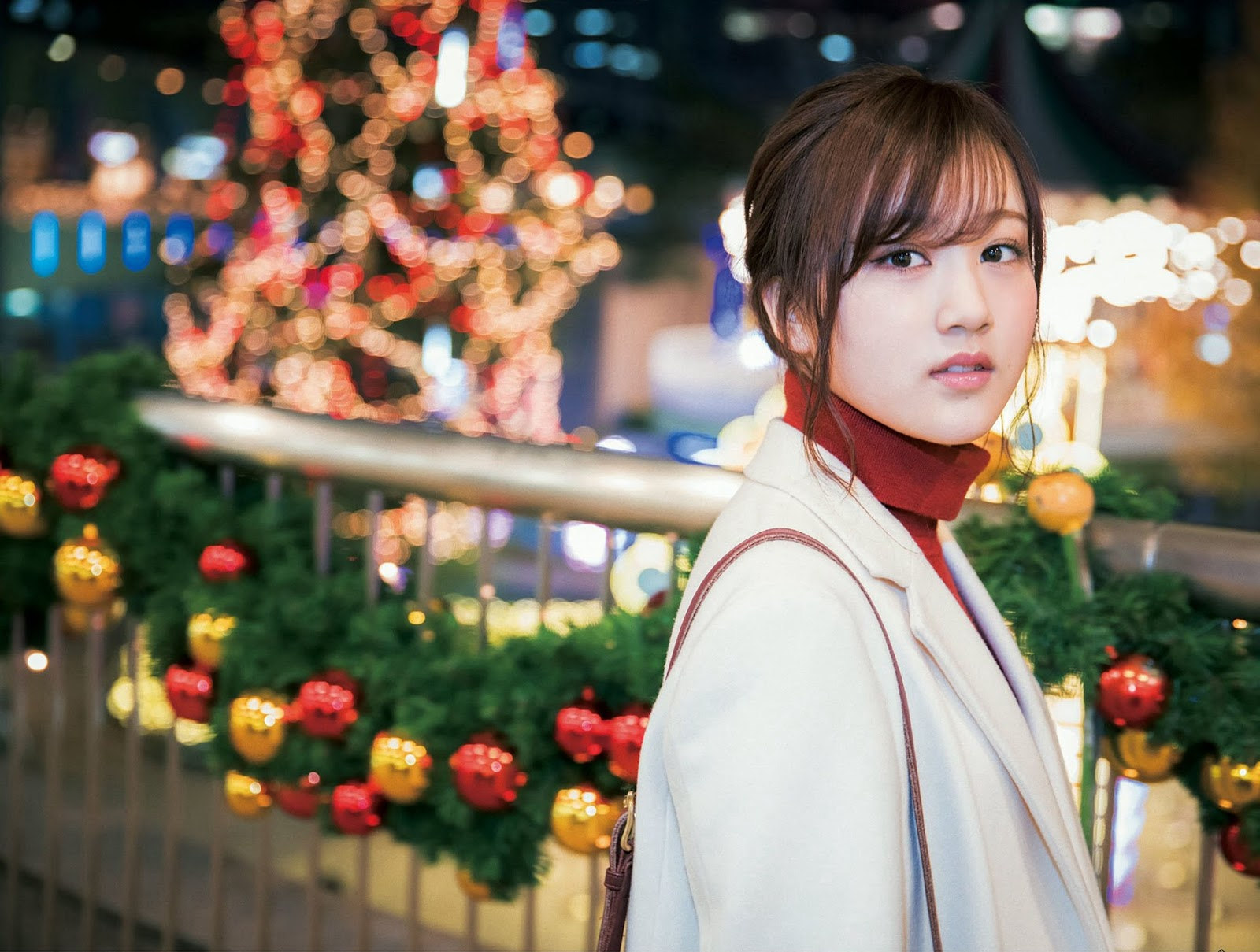 Hoshino Minami 星野みなみ, BRODY 2018 No.02 (ブロディ 2018年02月号)