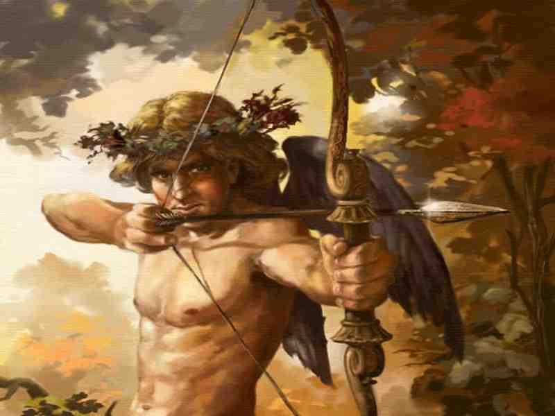 Eros, o Deus Grego do Amor e da Fertilidade