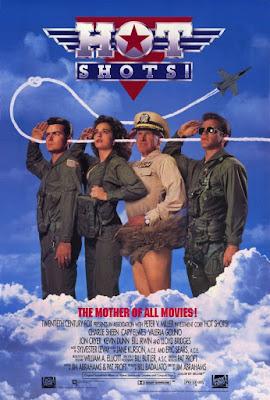 Hot Shots! Poster