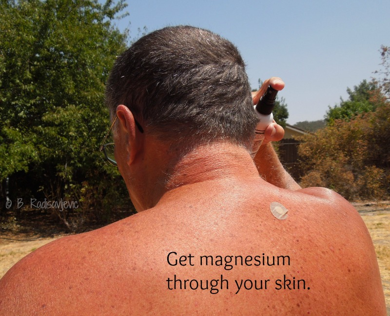 Review: My Husband Loves Using Magnesium Oil for Neck Pain