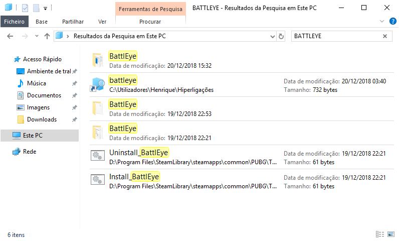 PUBG] How to fix [25] BattlEye: Corrupted Data error ~ Leet