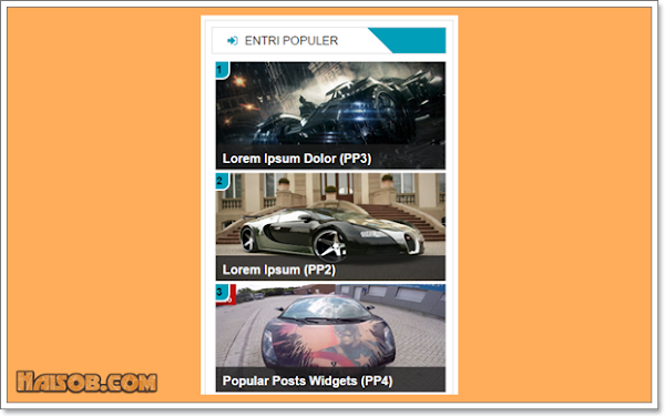 widget popular post versi enam