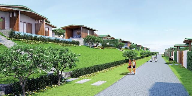 Biệt thự biển Movenpick Cam Ranh Nha Trang Eurowindow Holding