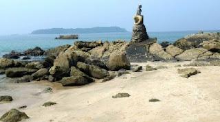 Playa Ngapali, la mejor de Asia
