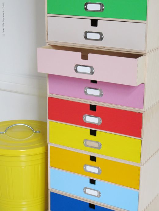 gavetas para organizar