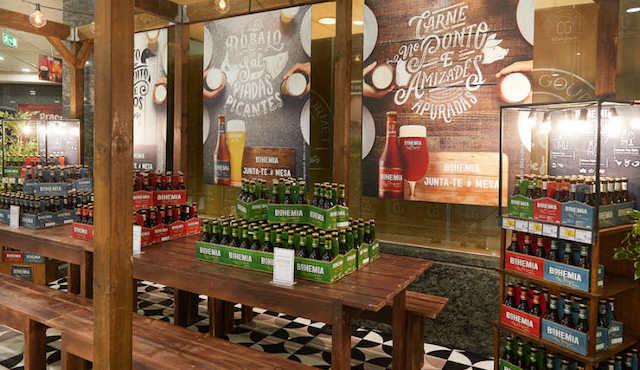 Comprar bebidas no El Corte Inglés
