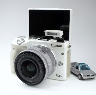Mirrorless Canon EOS M3 | Built-in Wi-Fi