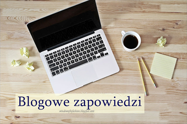 Blogowe zapowiedzi