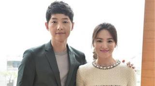 Inilah Bukti Cinta Song Joong Ki kepada Song Hye Kyo yang Diam-diam Menghanyutkan !