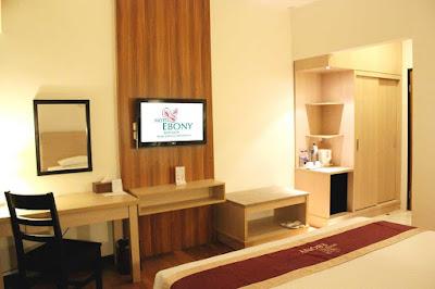 Room Deluxe hotel ebony batulicin