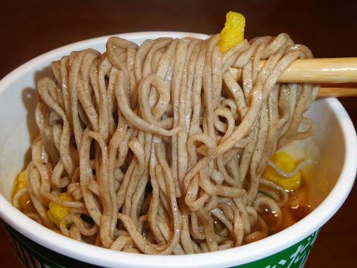 【NISSIN(日清食品)】カップヌードル おだしがおいしい鶏南蛮そば