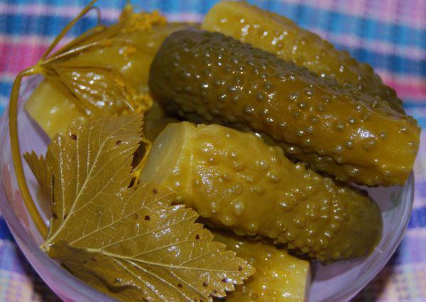 Ірак хоче скуповувати солоні огірки на Поділлі