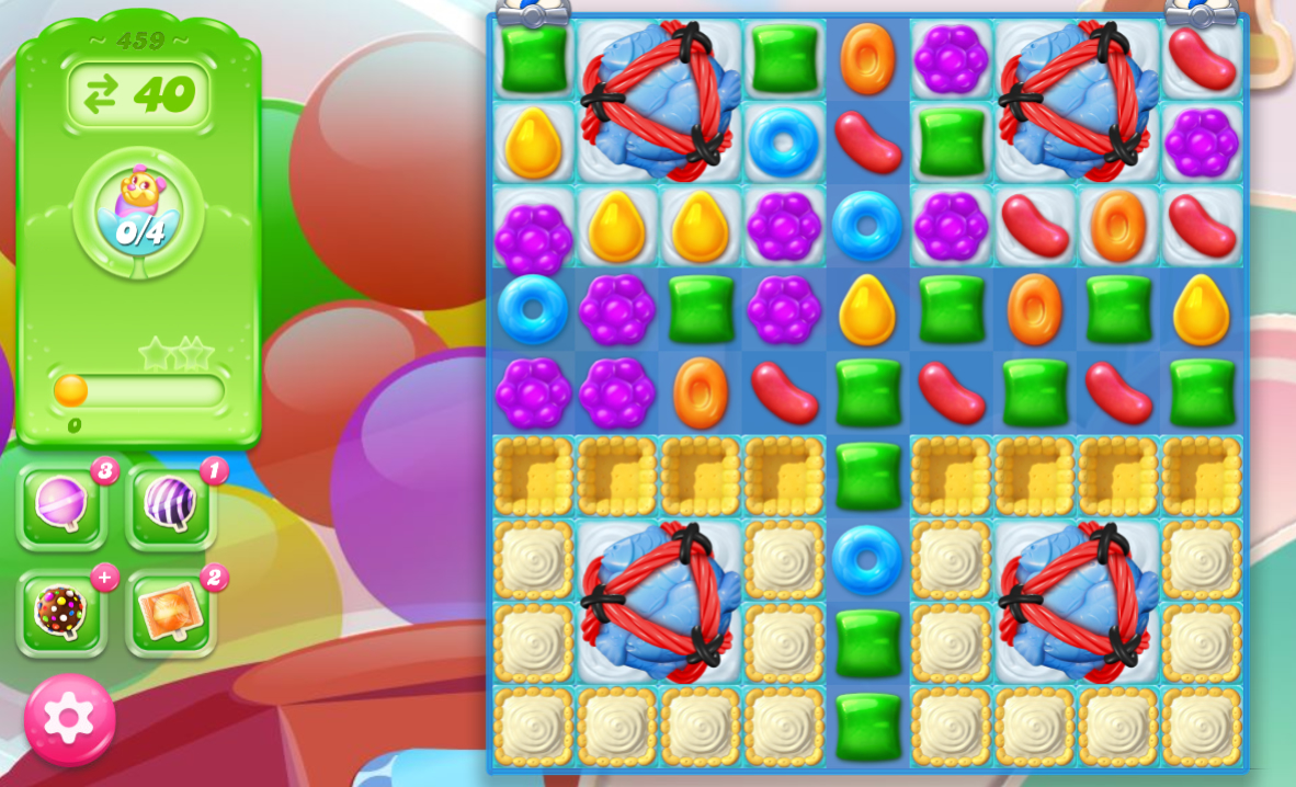 Candy Crush Jelly Saga 459