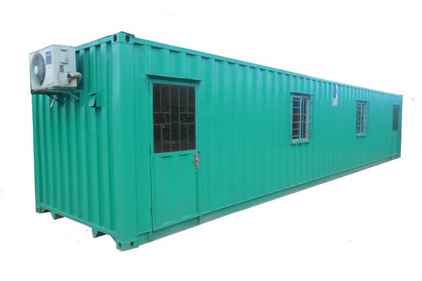 Container 40 feet bao nhiêu khối