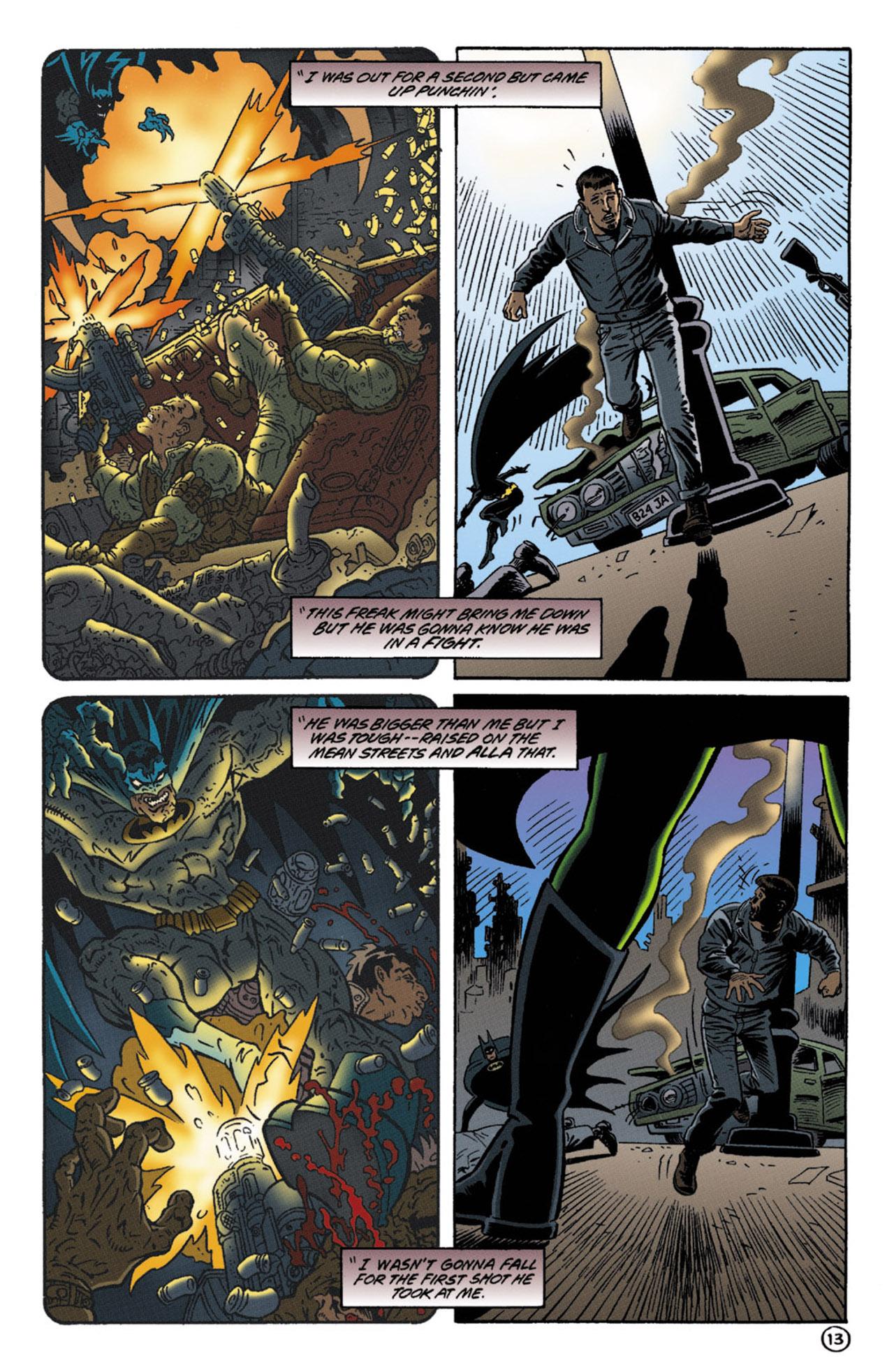 Detective Comics (1937) 719 Page 13