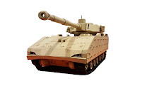 Firepower MPF Protected Army Vehicle Mobile