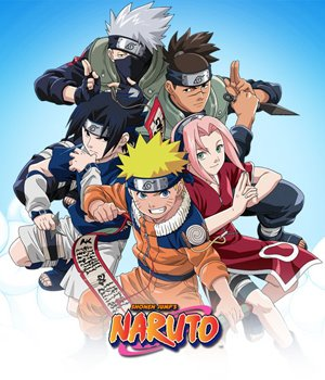 Naruto (2002) Complete Series & Movies Dual Audio English Dubbed