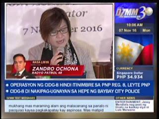 Labels Sen Leila De Lima, Writ of Habeas Data, President Duterte