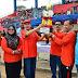90 Tim Perebutkan Piala Walikota Padang U-11