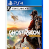 Tom Clancy's Ghost Recon Wildlands mídia digital primaria PSN