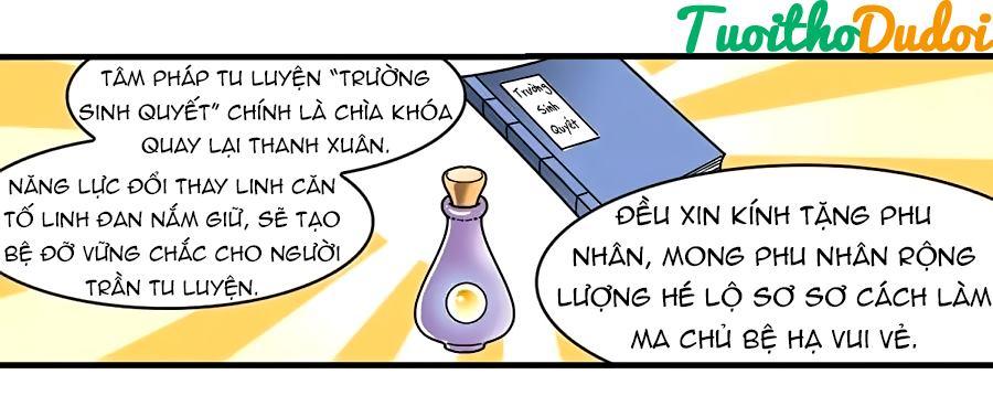 Phong Khởi Thương Lam chap 376 - Trang 12