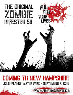 The Original Zombie Infested 5K.