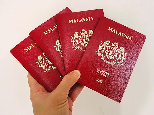 【旅游贴士】马来西亚砂劳越护照  西马出生的东马宝宝办理砂劳越护照分享