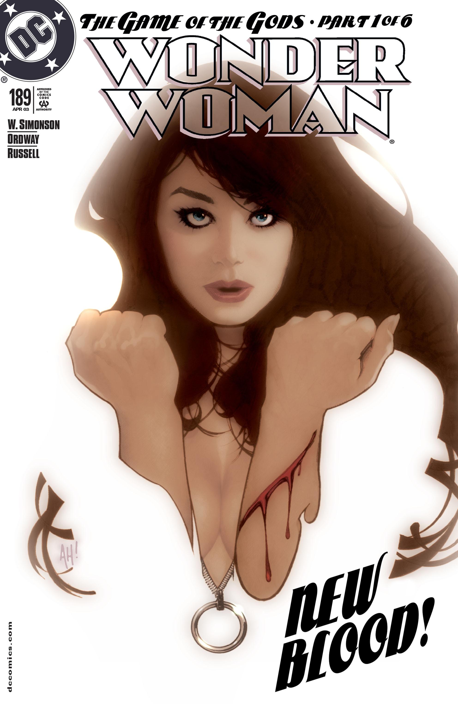 Read online Wonder Woman (1987) comic -  Issue #189 - 1