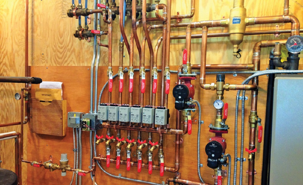hydronic-heating-system