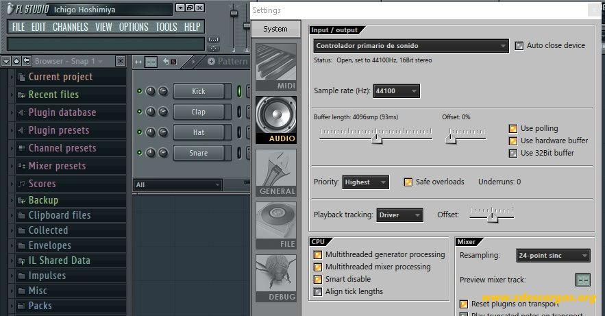 FL Studio 11 Producer Edition Full Español