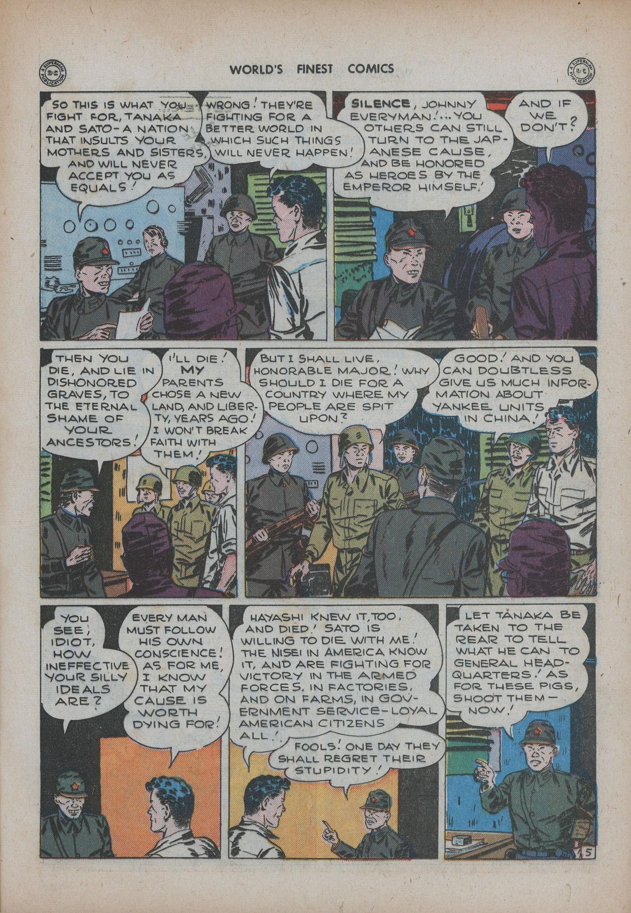 Read online World's Finest Comics comic -  Issue #20 - 57