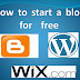 How Nigerians can start blogging for free? Proffesional Guide