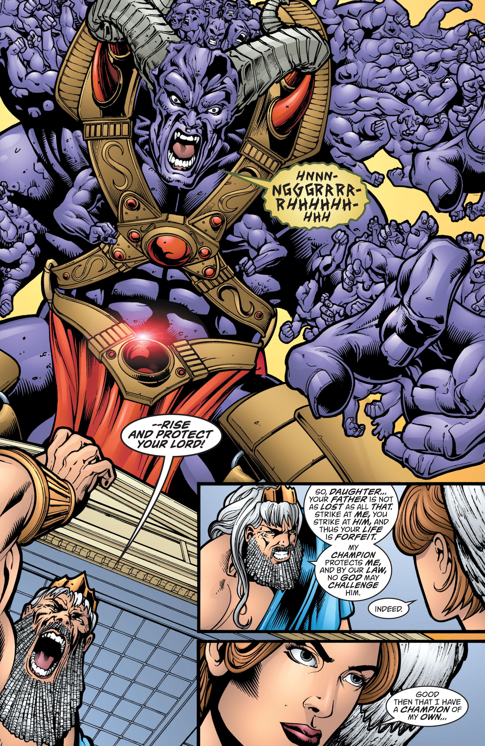 Read online Wonder Woman (1987) comic -  Issue #212 - 14