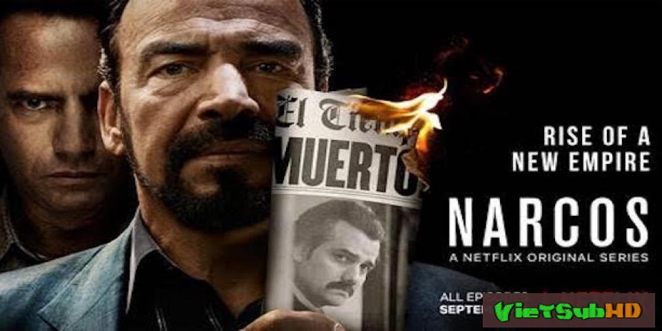 Phim Trùm Ma Túy (phần 3) Tập 10/10 VietSub HD | Narcos (season 3) 2017