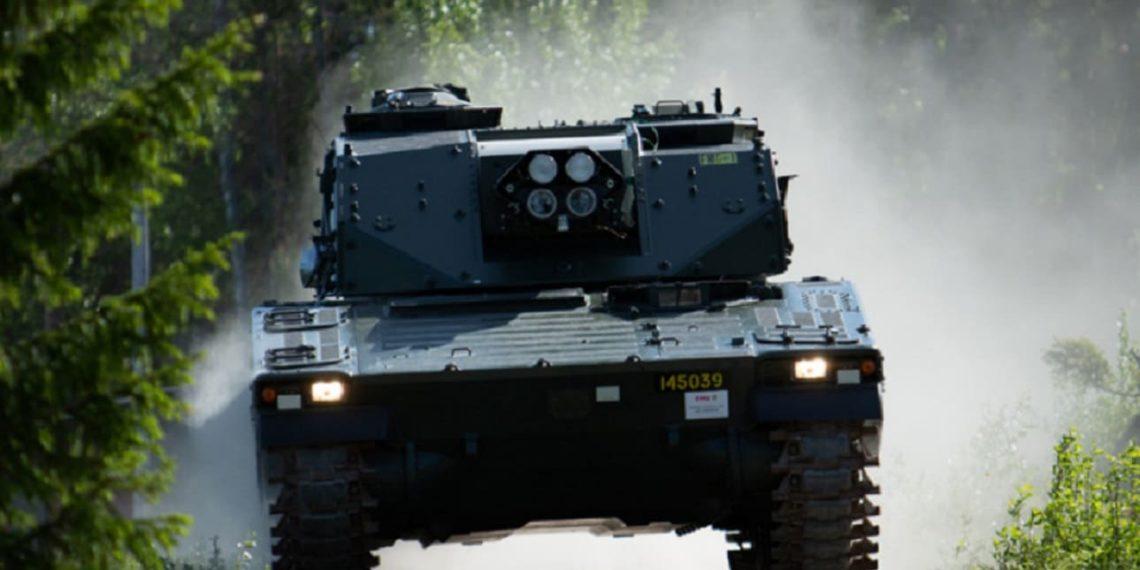 Mjölner: Εντυπωσιάζει το νέο ολμοβόλο της BAE Systems [vid]