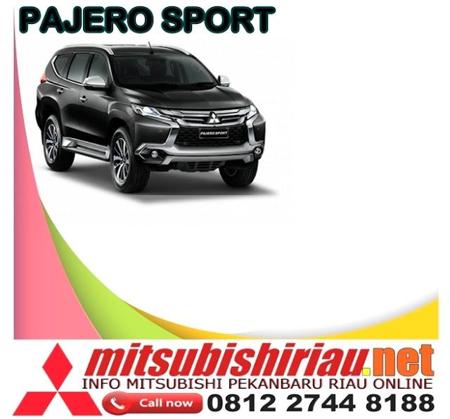 Mitsubishi Pajero Sport Pekanbaru Riau