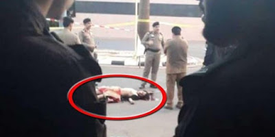 نشر اول صورة لمنفذ الهجوم الإرهابي علي قصر الملك بجدة من موقع الحادث