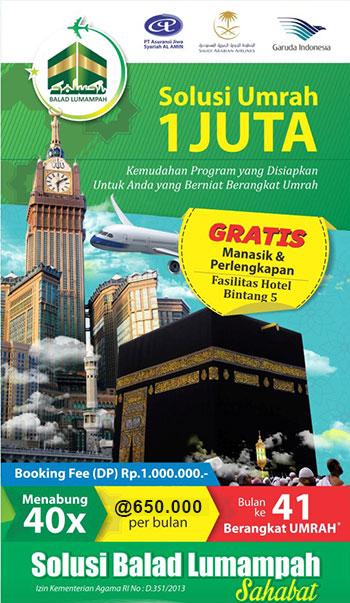 Review : Paket Haji dan Umroh PT. Solusi Balada Lumampah (SBL)