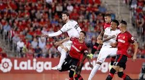 ريال مدريد يسقط امام فريق ريال مايوركا بهدف نظيف في الدوري الاسباني