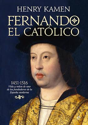 Fernando el Católico - Henry Kamen (2015)