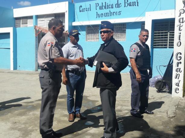 Un recluso muerto a tiros y tres heridos en la cárcel de Baní