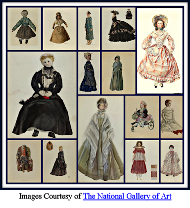 Gotta Love Doll Histories Free E-Books Part 1 - Part 4