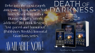 Tour Stop August 25th - Death of Darkness