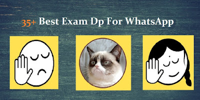 Best Exam Dp For WhatsApp